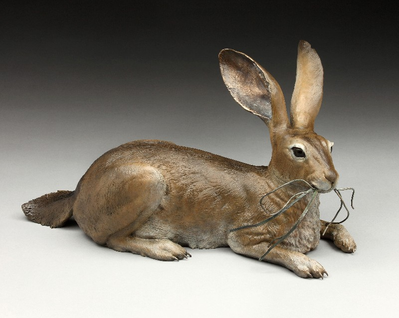Jack Rabbit Sculpture - Diane Mason - Just Jack