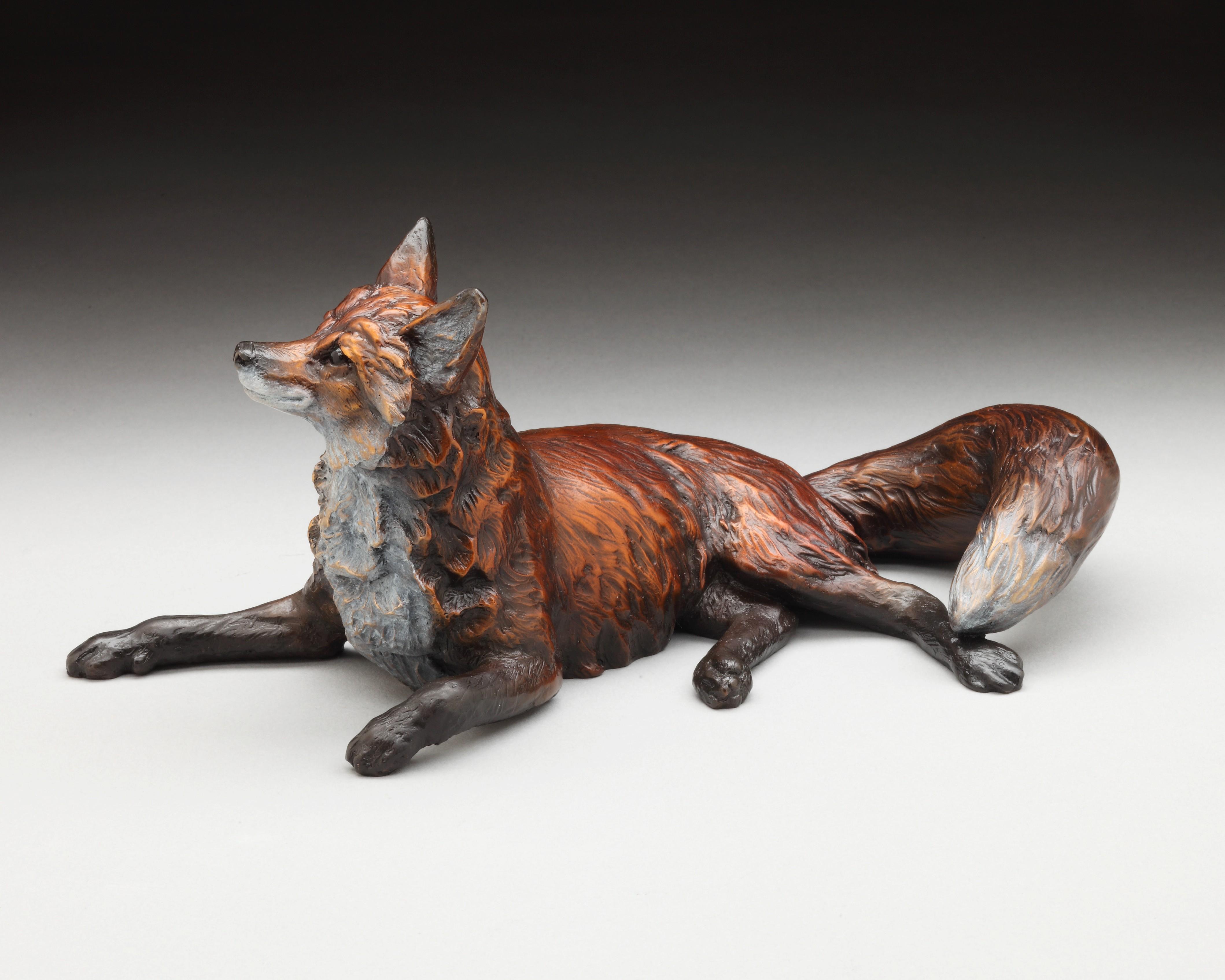 Litle Vixe - DIane Mason - Red Fox