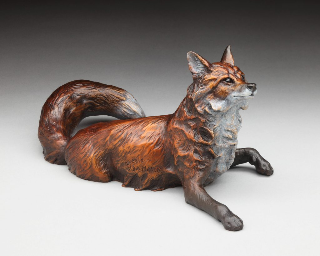 Little Vixen - Diane Mason - Red Fox
