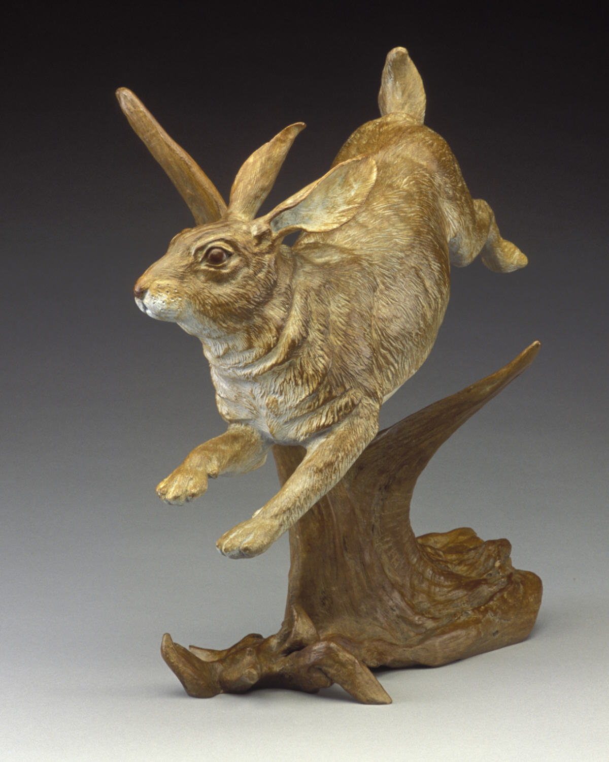 Spring is in the Hare - Diane Mason - Rabbit