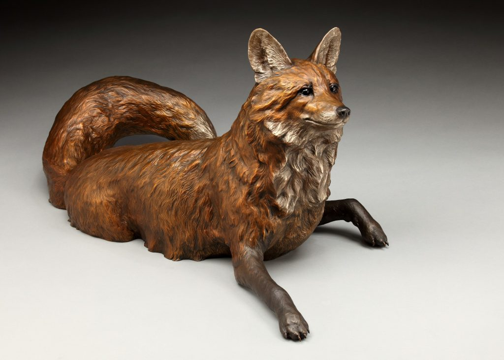 The Vixen - DIane Mason - Red Fox
