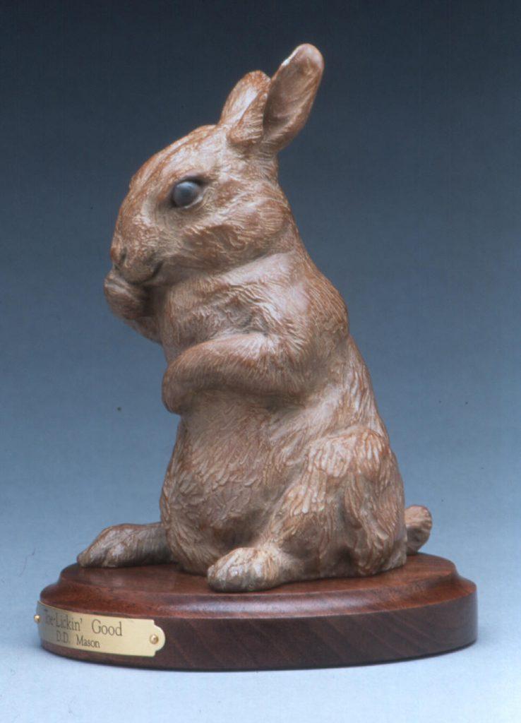 Toe Lickin' Good - Diane Mason - Bunny Rabbit