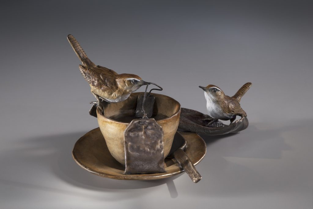 TEa for Two Wrens